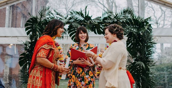 How do you incorporate poetry into your ceremony (without it feeling cheesy or weird)